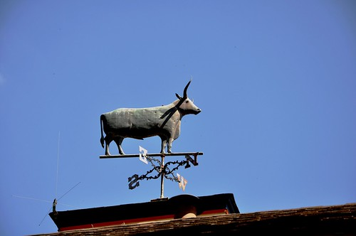 Cool weathervane