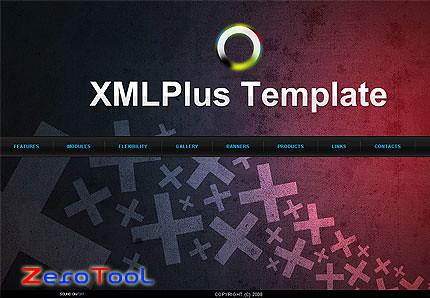 FlashMint 2766 rip XML Plus advanced flash template