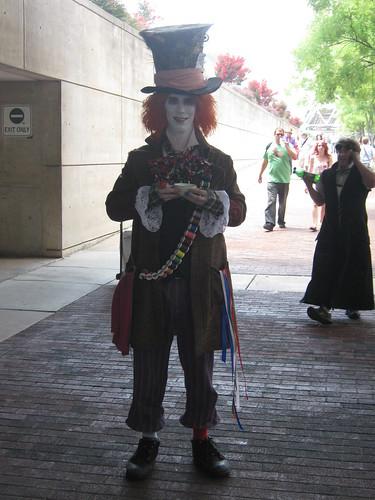 Depp Mad Hatter