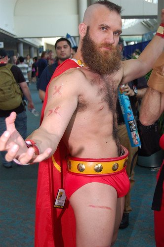 Comic Con 2010: Zangief