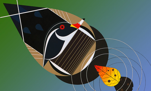 "Charley Harper • <a style=""font-size:0.8em;"" href=""https://www.flickr.com/photos/30735181@N00/4848325866/"" target=""_blank"">View on Flickr</a>"