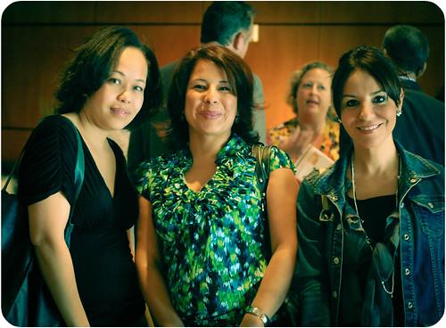 Rory, Brenda y Teresa