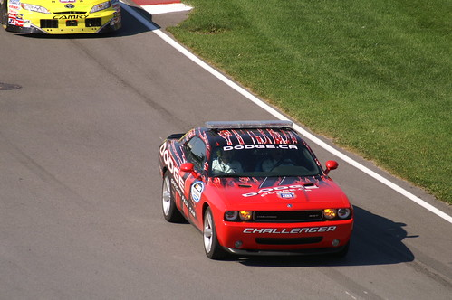 Safety Car, Nascar, Nationwide Race, Montreal, 29 August 2010 (202 ...