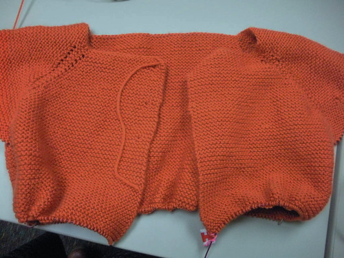 tiger lily sweater