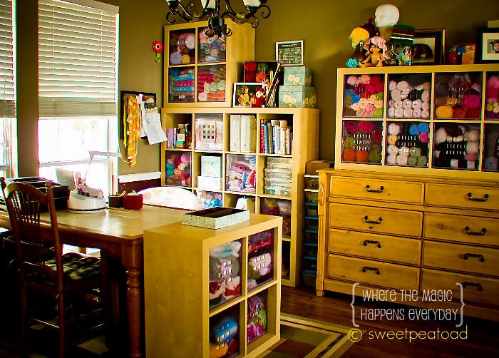 Craft Room: Updated!