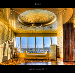 Rossini (HDR) (farbspiel) Tags: travel italien cruise summer vacation italy holiday rome colour tourism colors sunshine yellow photoshop relax geotagged photography nikon colorful warm ship colours relaxing wideangle journey blended ita handheld colourful nikkor rom dri hdr highdynamicrange kreuzfahrtschiff aida lazio farben blend sonnenschein postprocessing rossini kreuzfahrt dynamicrangeincrease civitavecchia 18200mm d90 photomatix digitalblending tonemapped tonemapping farbenpracht detailenhancer aidabella topazadjust topazdenoise klausherrmann topazsoftware topazphotoshopbundle nikonafsdxnikkor18200mm13556gedvr geo:lat=4209465589 geo:lon=1178002596