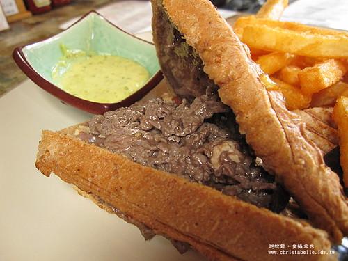 toasteria 土司夾肉