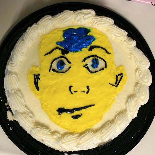 Aang cake