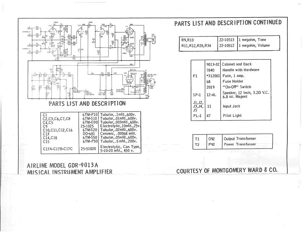 Death Cap On Airline 62 9013a The Gear Page C6 Fuse Diagram And Here Are A Few More Photos For Reference Not Sure How Helpful It Is Haha
