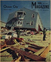 1962 Storm Sun Mag 15 April 1962 (kschwarz20) Tags: ocean city storm history md maryland oceancity 1962 kts ocmd