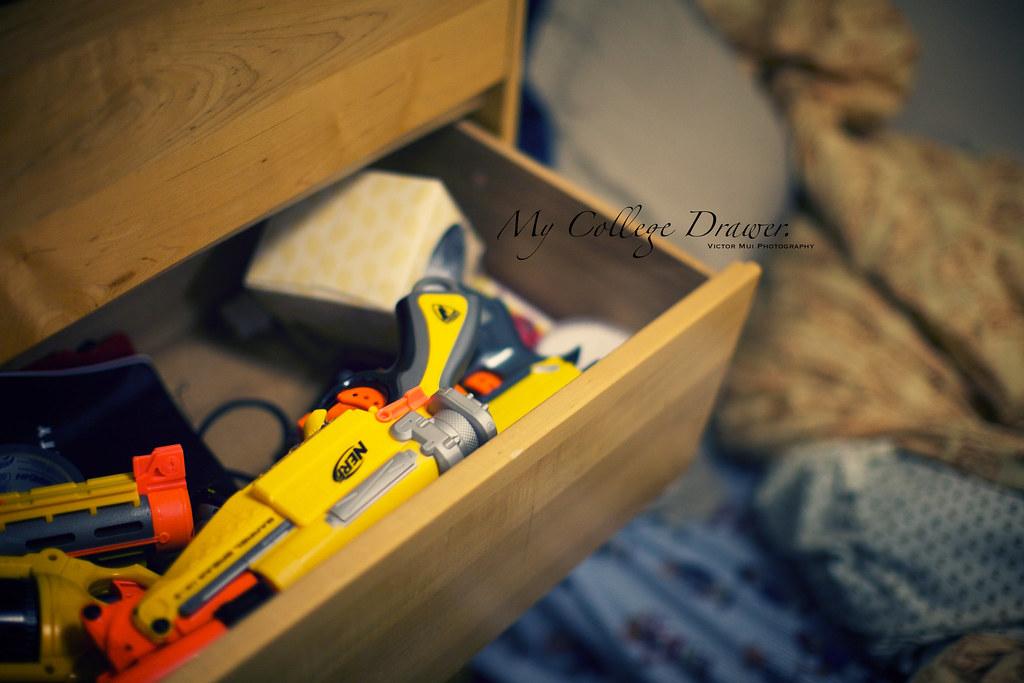 248/365 Nerf Gun.