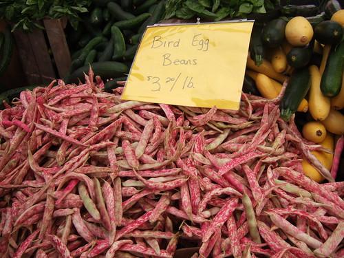 Bird Egg Beans Dupont Market