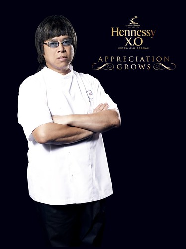 Hennessy X.O Appreciation Grows Gastronomy 2010 Event with Chef Alvin Leung