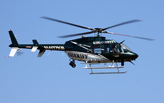 Eye In The Sky (planephotoman) Tags: cat media bell 407 secretservice watchtower potus boeingfield motorcade longranger theride sweepers seattlewa bfi tcat thepackage presidentialmotorcade chevroletsuburban kingcountysheriff rearguard airsupport supportvehicles ussecretservice bell206l3 armoreddivision sheriffhelicopter kingcountyinternationalairport presidentialprotection armoredlimo kingcountysheriffsoffice n407ks presidentialmovement tacticalcounterassaultteam counterassaultteam