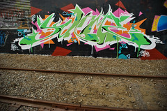 Mean Green (Scotty Cash) Tags: oakland 2010 nwk sueme 9lives jurne