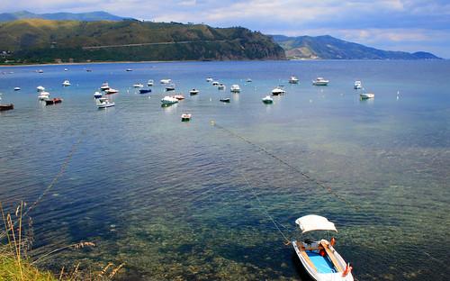 Punta Licosa sulla Costiera Cilentana