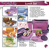 Lunch Set ; Rp. 278.000