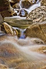Sculptured Rocks #4 (ppfpics) Tags: landscape nikond70 rivers streams topaz adjust