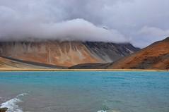 Pangongtso, Ladakh (@mons.always) Tags: blue lake landscape nikon leh ladakh pangong d90