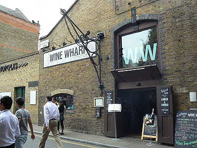 Wine Wharf et Vinopolis.jpg