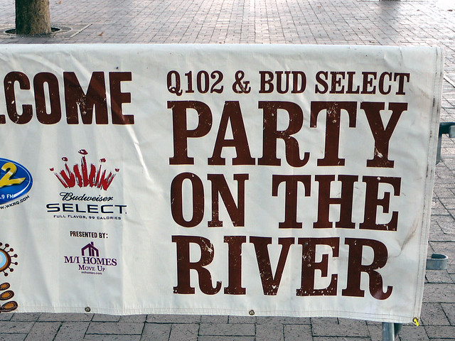 Party on the River