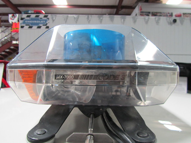 Former Texas Department of Public Safety (DPS) Capitol Police Chevrolet Caprice - Code 3 MX-7000 Lightbar by FormerWMDriver