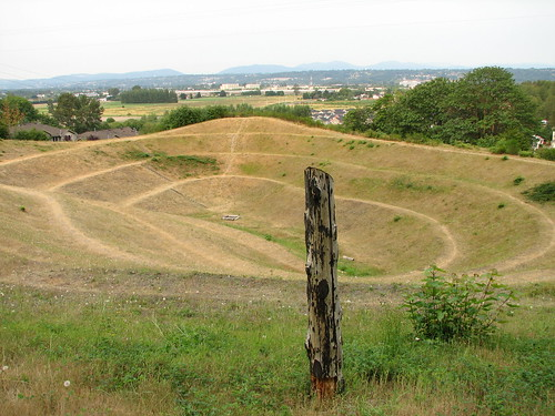 Robert Morris Untitled Earthworks (1979)-24