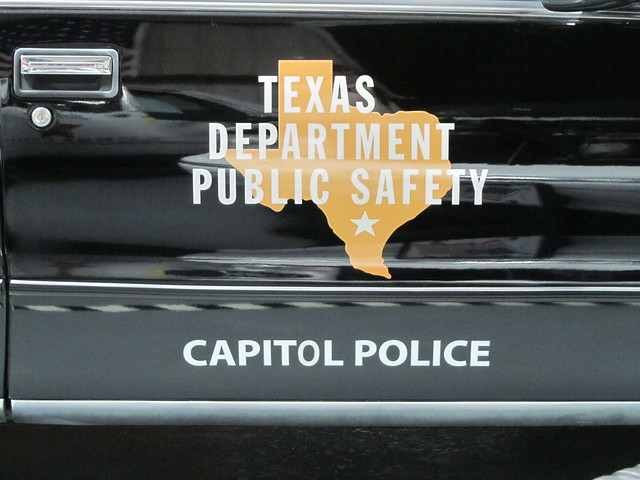 Former Texas Department of Public Safety (DPS) Capitol Police Chevrolet Caprice by FormerWMDriver