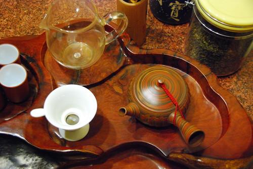 Tea In My Home