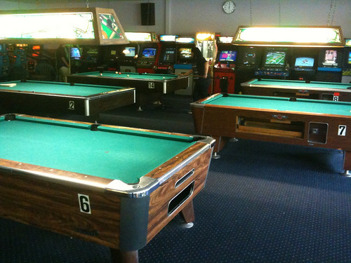 Billiards Plus Family Arcade In Vancouver WA