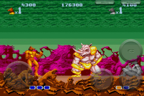 Altered Beast iPhone
