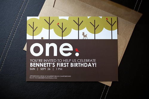 Ben's Invitations