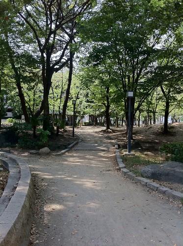 今日の写真 No.16 – 晴明丘公園/iPhone4(HDR)、Pro HDR