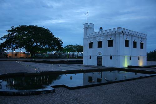 Kuching - waterfront