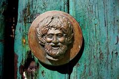 Vozes do Silncio (=RitaDinis=) Tags: escultura doorknob porta cobre ericeira maaneta