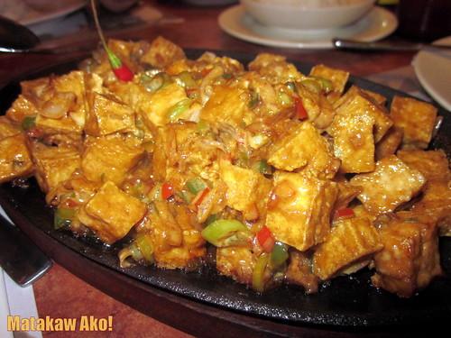 Sisig Tofu