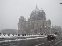 January 17: Berliner Dom
