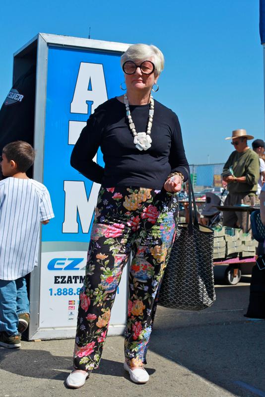 suzclassic - alameda flea market street style fashion