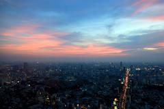 結婚式@六本木ヒルズ#2 In Roppongi Hills#2 (sunuq) Tags: sky japan canon eos 日本 roppongi 空 富士山 mtfuji 六本木 ef24105mmf4lisusm 5dmarkii