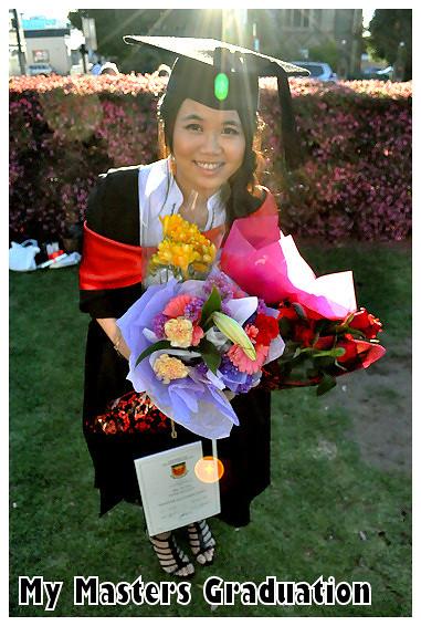 My Masters Graduation 2010