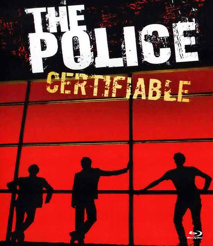 The Police - Certifiable - 2008, Vinyl Rip [3LP]