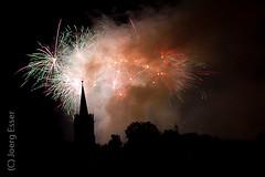 Feuerwerk Mühlhausen 2010