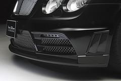 Wald International Bentley Continental Flying Black Bison