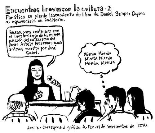 ENCUENTROS BREVES CON LA CULTURA (2)