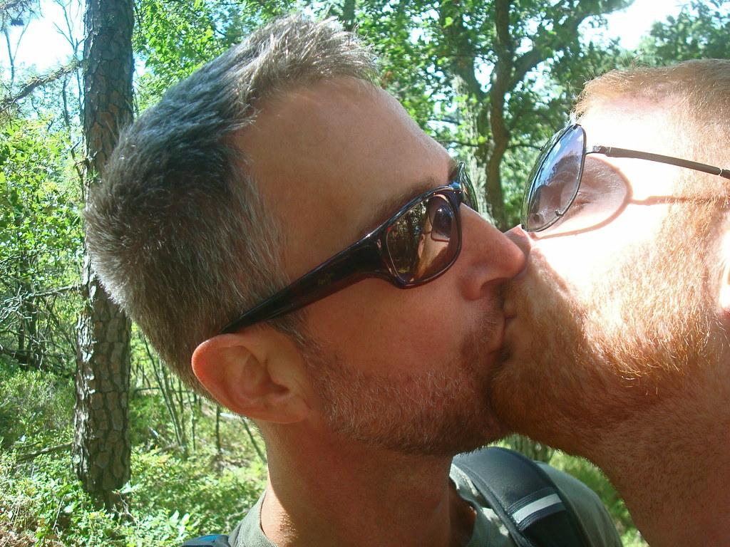 Stil virgin man of the woods redhead ape