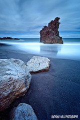 Bollulo Beach (Azzmataz) Tags: seascape black sand long exposure tenerife rincon 10stop bollulo leebigstopper anthonyhallphotography