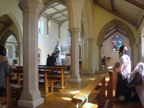 Missa Cantata: Consecration