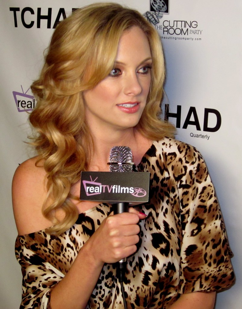 Nicole Arbour, RealTVfilms Social Media and Gifting Lounge