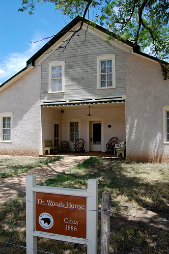 Doc Woods House