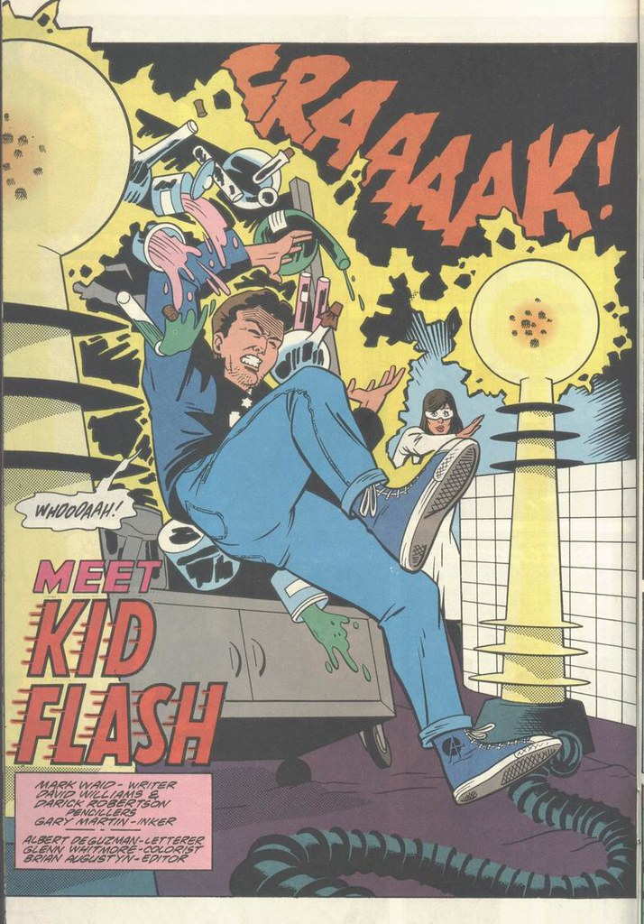 Meet Kid Flash